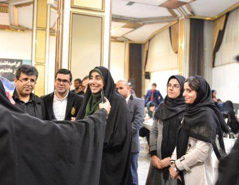 <h5>نشست دانشجویان بوشهری دانشگاه های تهران با الماسی</h5><br><div> ... </div>