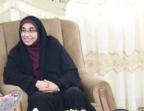 <h5>دیدار مدیر عامل سازمان منطقه ویژه پارس با دکتر سکینه الماسی</h5><br><div> ... </div>