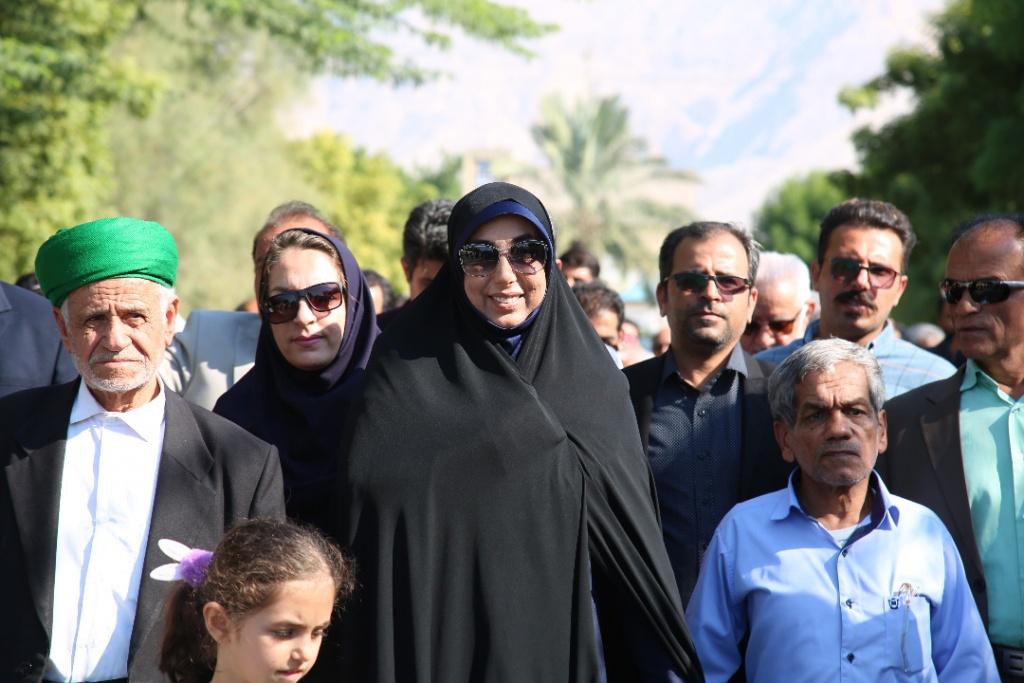 ثبت نام خانم دکتر سکینه الماسی در انتخابات مجلس یازدهم شورای اسلامی