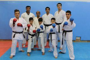 دکتر سکینه الماسی برای برگزاری اردوی تیم ملی کاراته در شهرستان جم سنگ تمام گذاشت